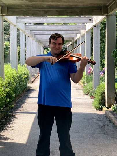 Nick Hyde, Violinist