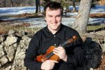 Nick Hyde Violin image
