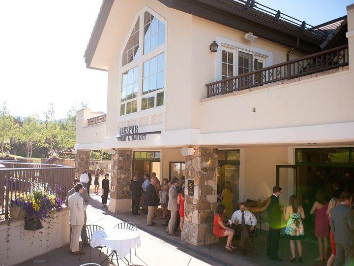 Tmx 1506710857674 Patio Vail, CO wedding venue