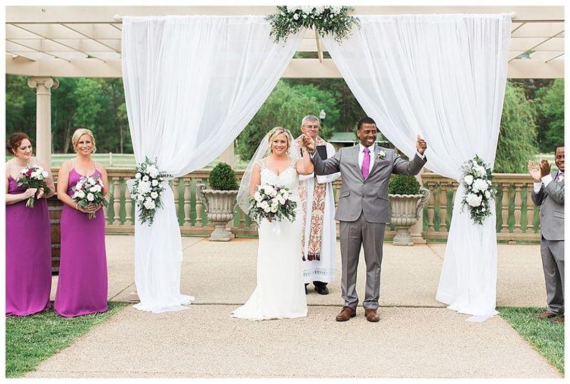 Wedding ceremony peices