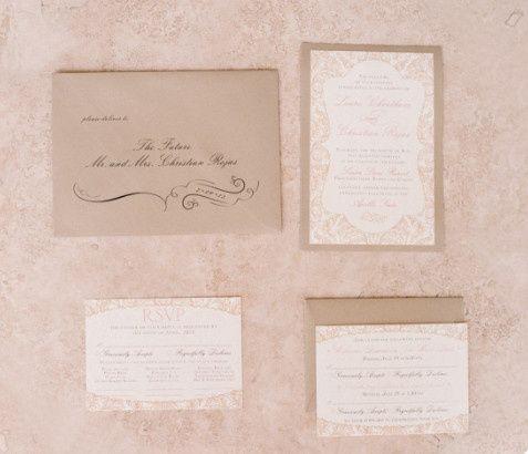 Tmx 1402103955675 Inviteset Bay Shore, New York wedding invitation