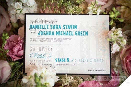 Tmx 1402105890525 Screen Shot 2014 06 06 At 9.46.56 Pm Bay Shore, New York wedding invitation