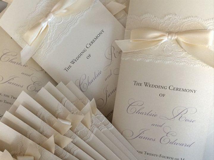 Tmx 1402107488376 Charlsieprogram Bay Shore, New York wedding invitation