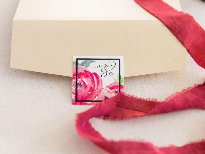 Tmx 1517589443 5965b9ee06b786f0 1517589439 2deceaaac68598a1 1517589383096 29 4B64B979 FB23 4CF Bay Shore, New York wedding invitation