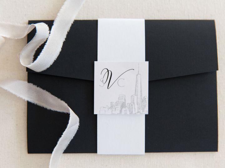 Tmx 1517589458 A661ff8c79ce0793 1517589454 Fe8b968fc96775cb 1517589383118 40 EBEDB446 F685 486 Bay Shore, New York wedding invitation