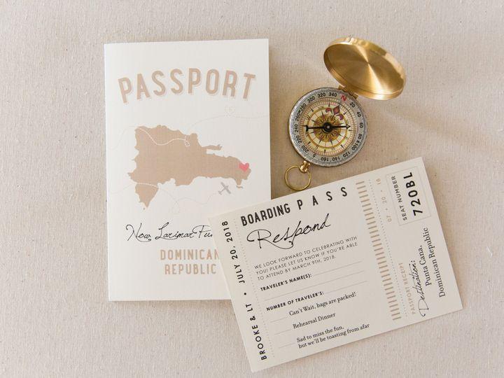 Tmx 1517589485 0ad9f5df4f1db338 1517589480 Fd475ec26cc9bbd1 1517589383139 48 57987EC6 3FB3 4B8 Bay Shore, New York wedding invitation