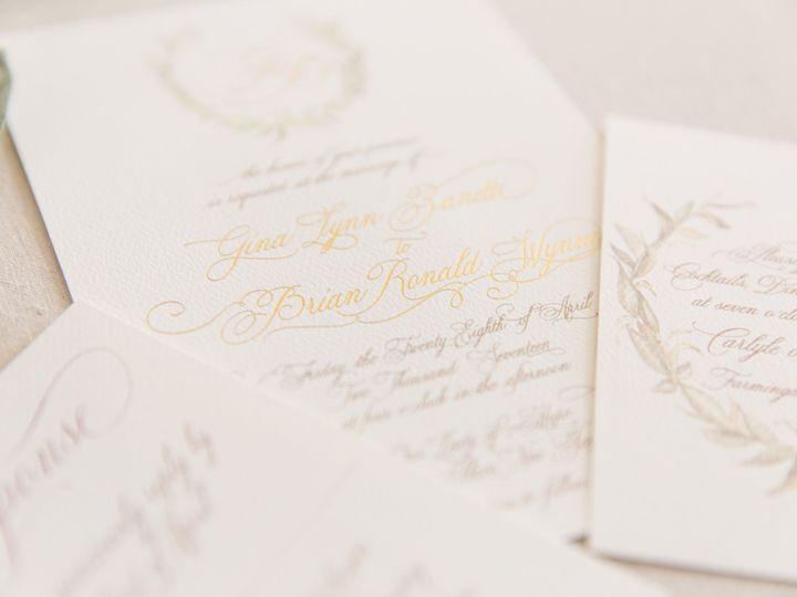 Tmx 1517592027 254da5bd70178365 1517592024 Fcd35a49d16ed874 1517589383168 57 76238F3F 74F3 41B Bay Shore, New York wedding invitation