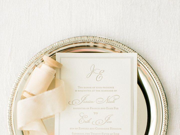Tmx 1517592064 67bfa326cd27fa8a 1517592024 5c15d3aa34e7a330 1517589383180 62 0A4CC3E0 7CBF 4AE Bay Shore, New York wedding invitation
