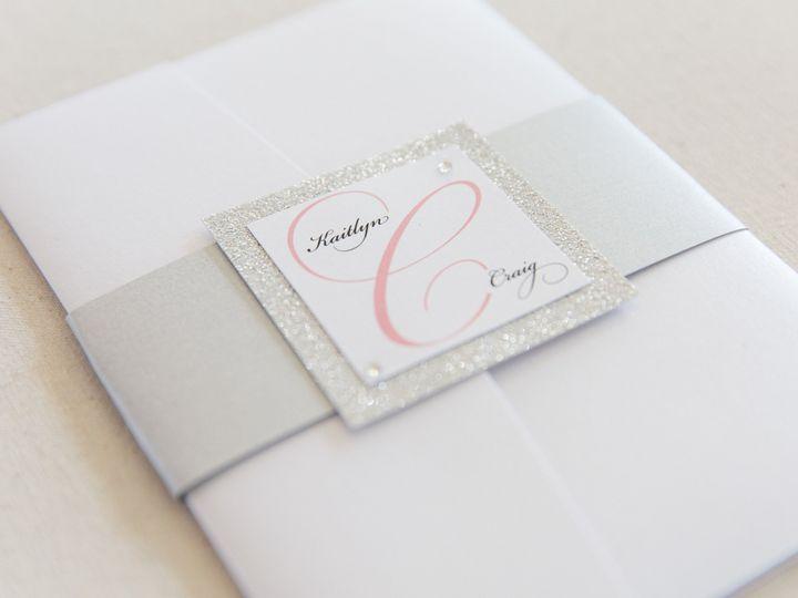 Tmx 1517775269 8cf501ae2f49619f 1517775265 58da90fc978c59dd 1517775265682 2 Erinmcginn 007 Bay Shore, New York wedding invitation