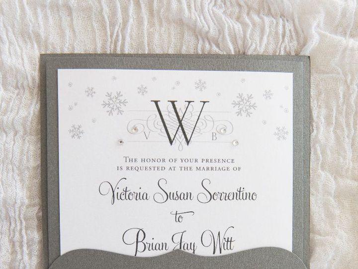 Tmx 1517776625 403142b7e0136133 1517776624 677ba9cacadfa90b 1517776623839 10 Screen Shot 2018  Bay Shore, New York wedding invitation