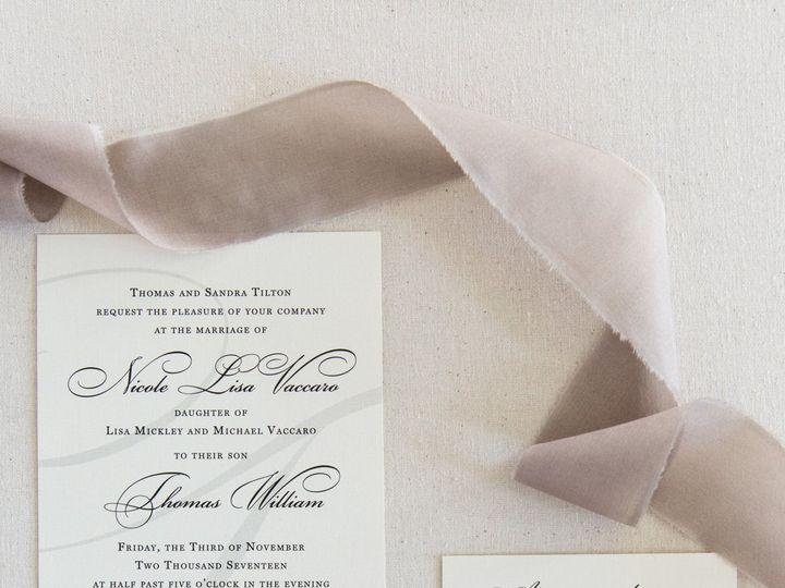 Tmx 1517777077 B03344468bb19508 1517777074 Ef746438f5ec50d1 1517777072586 9 Erinmcginn 082 Bay Shore, New York wedding invitation
