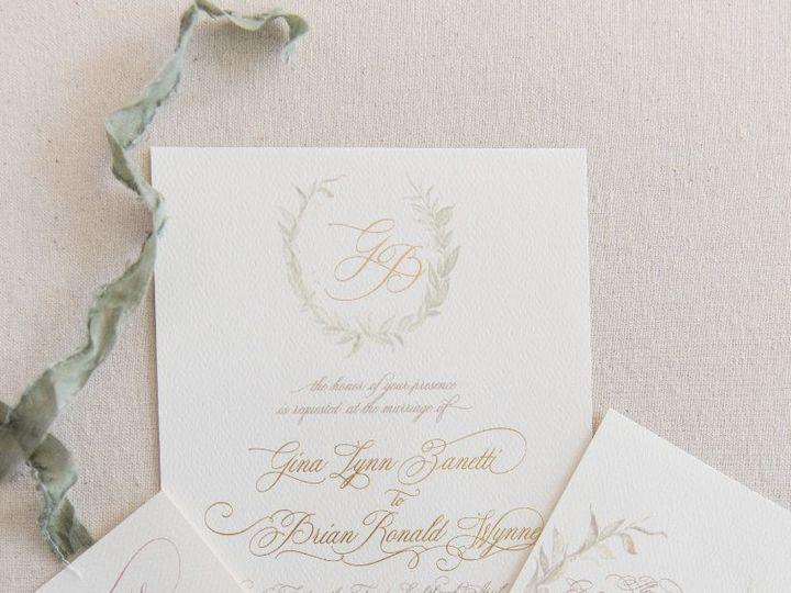 Tmx 1517777124 2d3314e3d9b59281 1517777122 3291e122b18f581a 1517777121119 13 Screen Shot 2018  Bay Shore, New York wedding invitation