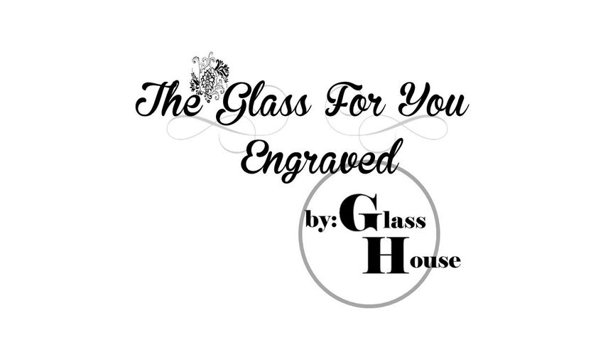 61c3ff298965bf2b The Glass For you Logo