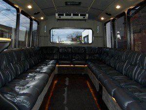 Tmx Limo Bus Shuttle Bus 51 1028783 Seattle, Washington wedding transportation