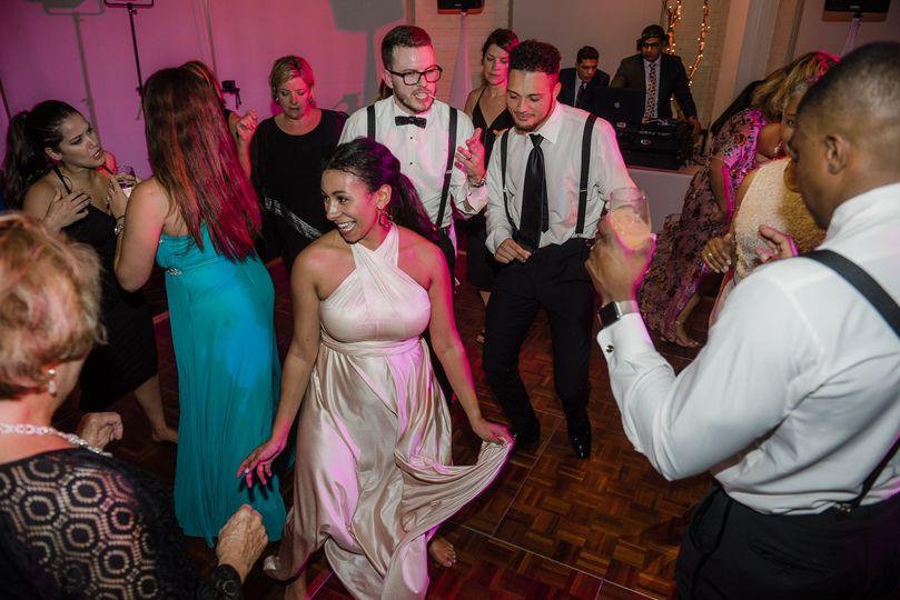Full dancefloors