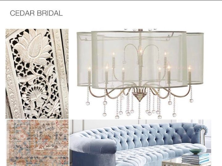 Tmx Cedar Bridal Suite Furniture 51 1848783 158705773685036 Michigan City, IN wedding venue