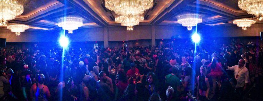 Marriott marquis ballroom