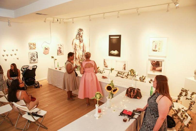 Reception - Gallery 2