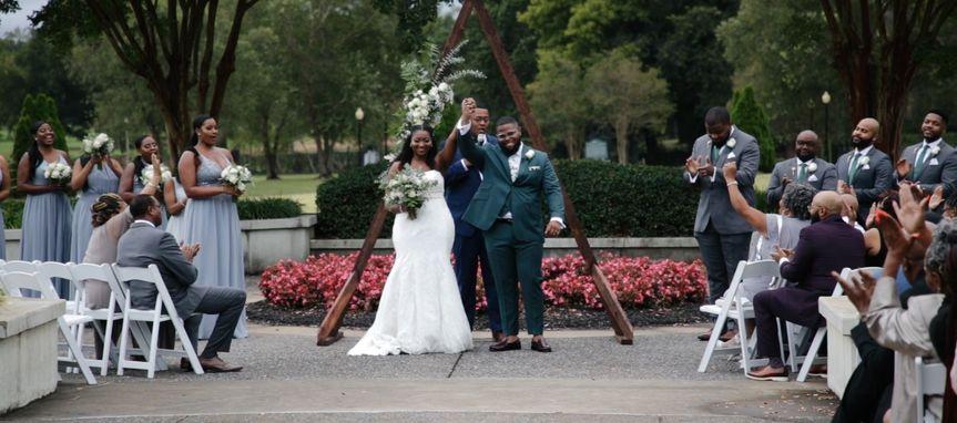 Kierra & DeWayne Wedding