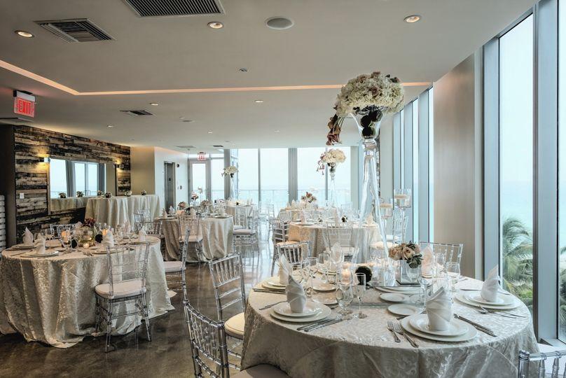 Ocean Grand Ballroom and Terrace