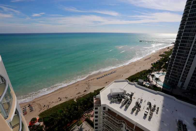 Views of the Atlantic Ocean from our guest rooms