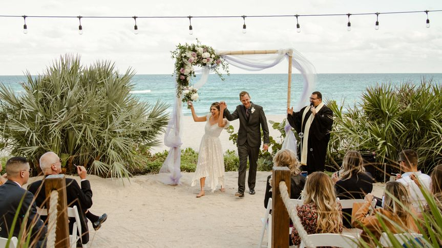 Secluded Ceremony
