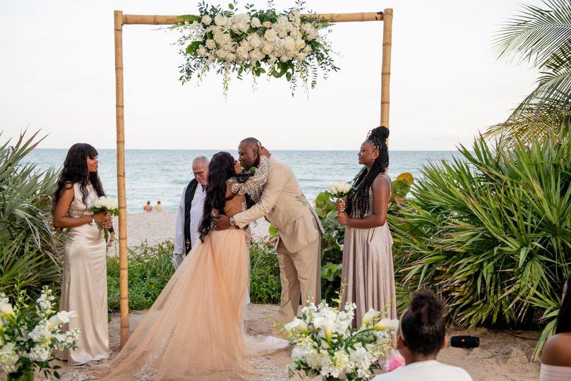 Sole Miami Beach Wedding