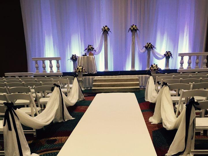 Tmx 1487699955242 Fullsizerender 2aisle Runner August 2015 Lake Mary, FL wedding eventproduction