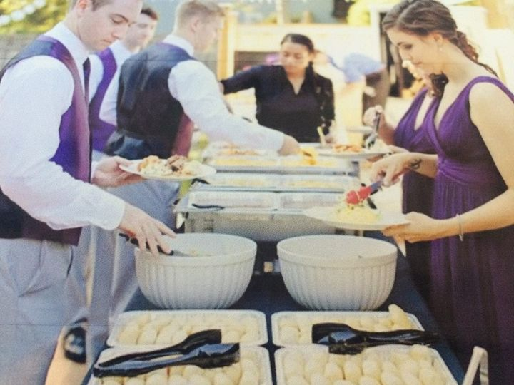 cater wedding