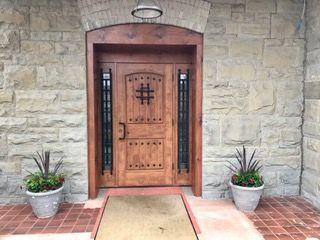 Venue door