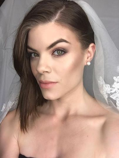 brittie bridal makeup