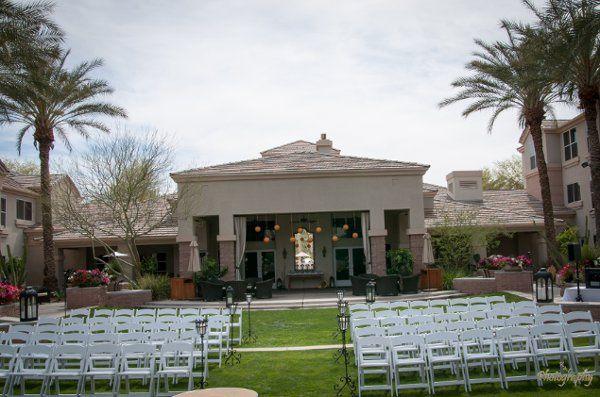 Gainey Suites Hotel Venue Scottsdale Az Weddingwire