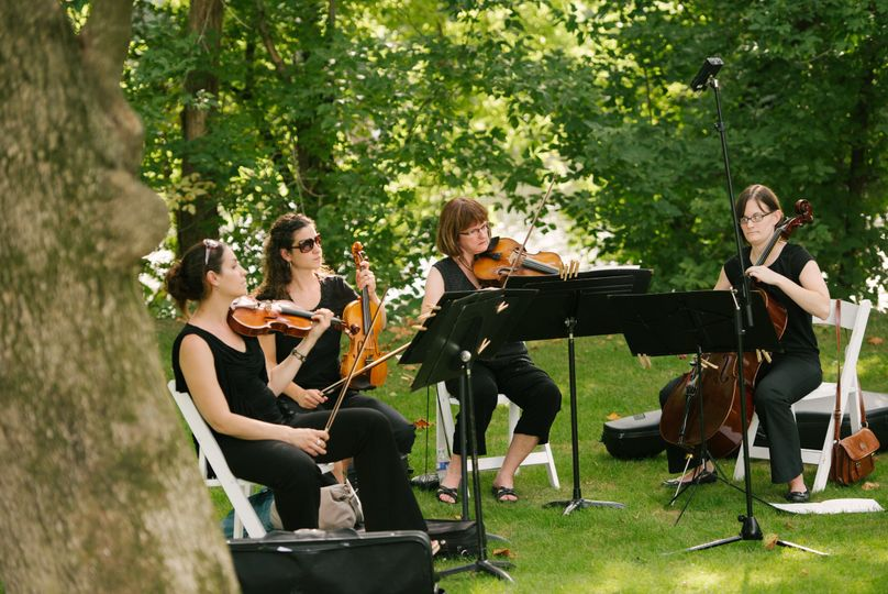 String Quartet Wedding.Cherrywood String Quartet And Ensembles Ceremony Music Lancaster