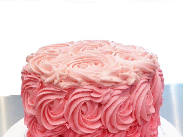 Tmx 1412023048844 Img957108 Edited Mashpee wedding cake