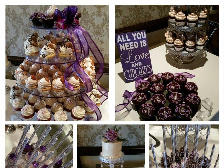 Tmx 1464212824497 Photogrid1442885913913resized Mashpee wedding cake