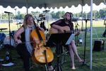 Ellen Sullivan and Claudia Wellington Duo image