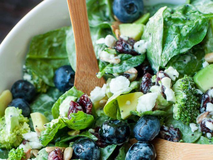 Tmx Blueberry Broccoli Spinach Salad Poppyseed Ranch Dressing Recipe 7143 51 1386883 159587798333655 Loveland, CO wedding catering