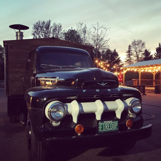 1952 Ford F4