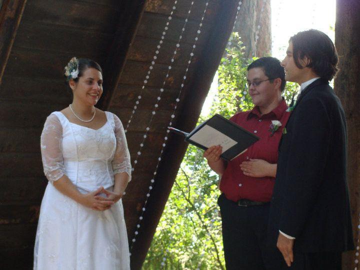 Tmx 1429032855409 Lia And Alex Wedding 1 Laurel wedding officiant