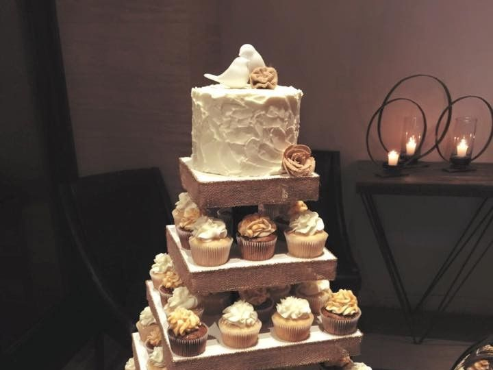 Tmx 1445362184167 Cake6 Palmdale wedding cake