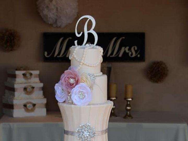 Tmx 1445362198305 Cake3 Palmdale wedding cake