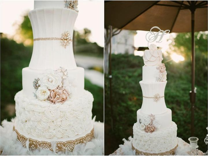 Tmx 1445362211872 Cakes10 Palmdale wedding cake