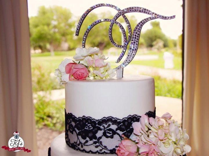 Tmx 1445362235203 Cake5 Palmdale wedding cake
