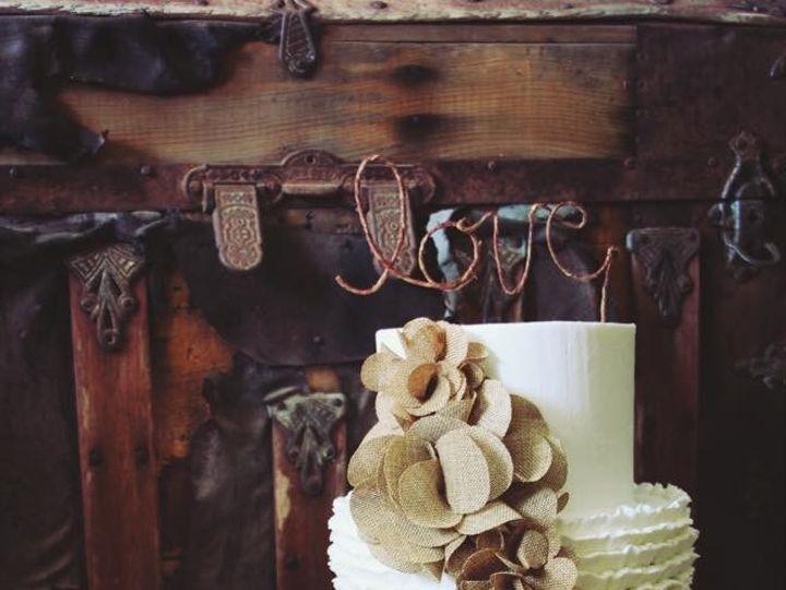 Tmx 1445362242721 Cake9 Palmdale wedding cake