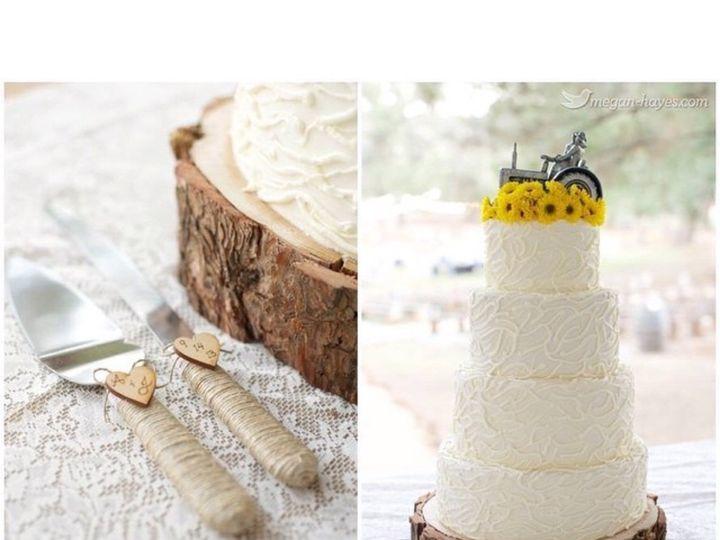 Tmx 1508355557382 Img4942 Palmdale wedding cake