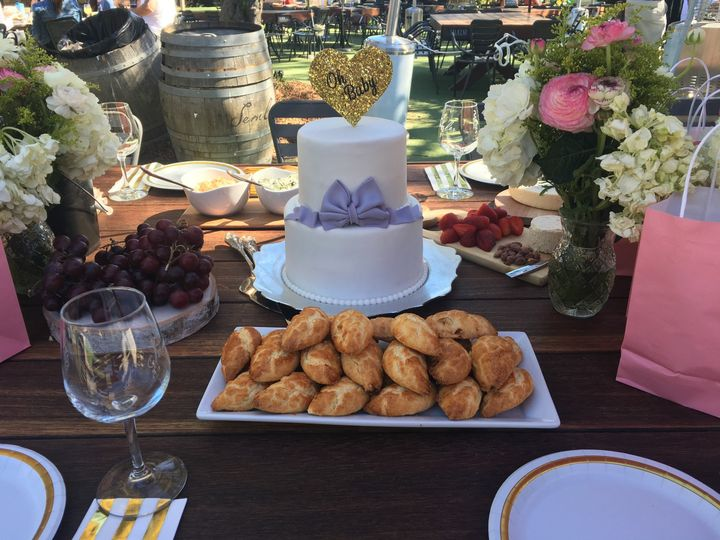 Tmx 1508357984950 Img5931 Palmdale wedding cake