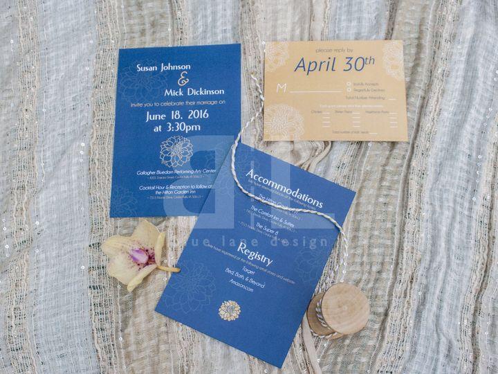 Tmx 1484588107307 2 Mick And Susan Ankeny wedding invitation