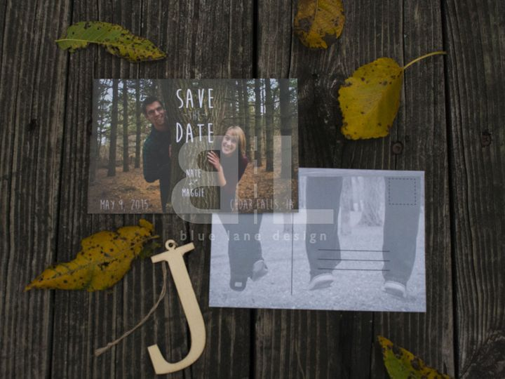 Tmx 1484588128733 2 Nate And Maggie Ankeny wedding invitation