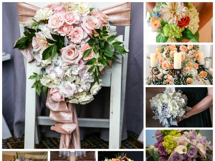 Tmx 1435863849191 Fg Wedding Collage Bensalem wedding florist