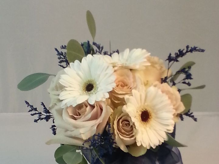 Tmx 1474913105795 Cream And White And Navy Accents 92016 Bensalem wedding florist